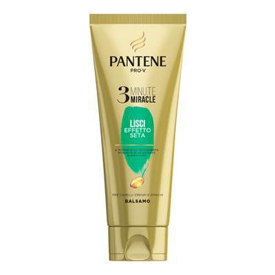 PANTENE BALSAMO LISCI EFFETTOSETA ML.150 3 MINUTI
