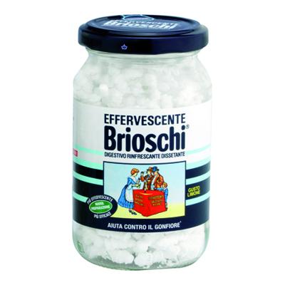 BRIOSCHI DIGESTIV EFFERVESCENTE VASETTO GR.100