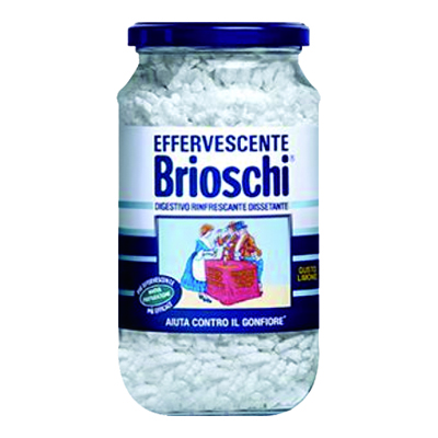 BRIOSCHI DIGESTIV EFFERVESCENTE VASETTO GR.250