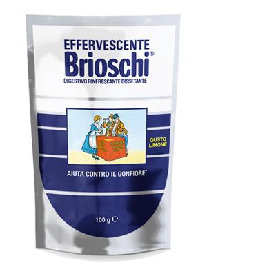 BRIOSCHI DIGESTIV EFFERVESCENTE SACCHETTO GR.100