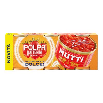 MUTTI POLPA DATTERINI GR.300X3