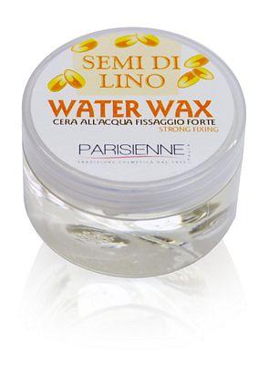 WATER WAX  SEMI DI LINO ML.100