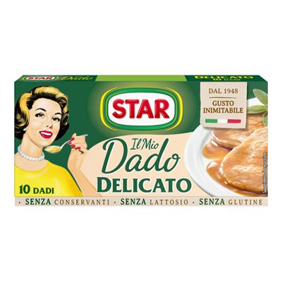 STAR DADO DELICATO X 10