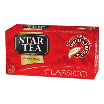 STAR TEA CLASSICO X 25 FILTRI