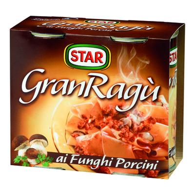 STAR GRANRAGU' AI FUNGHI 180X2