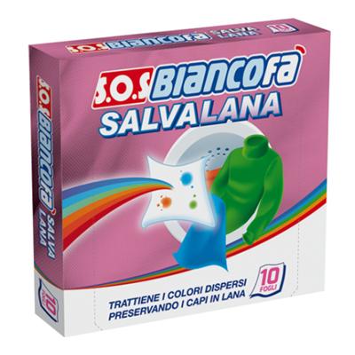 BIANCOFA' SALVALANA X10 FOGLI