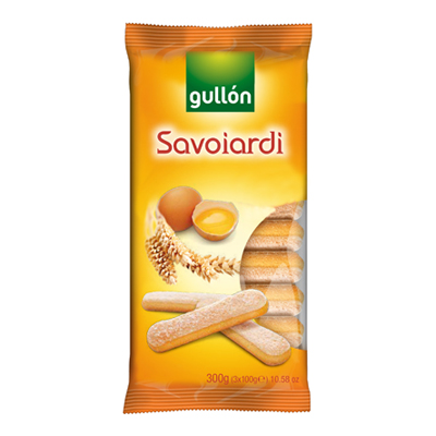 GULLON SAVOIARDI GR.300 FLASH1¤