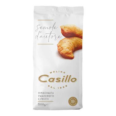 CASILLO SEMOLA PANZEROTTI E FRITTELLE GR.500      SEMOLE D'A
