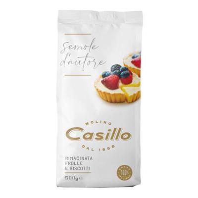 CASILLO SEMOLA FROLLE CROSTATEGR.500 SEMOLE      D'AUTORE
