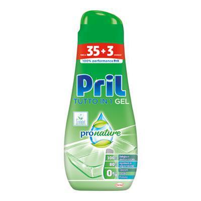 PRIL GEL ALLIN1 GREEN ML.608 38 LAVAGGI