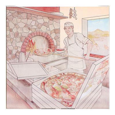SCATOLA PIZZA CM.33X33X3,5