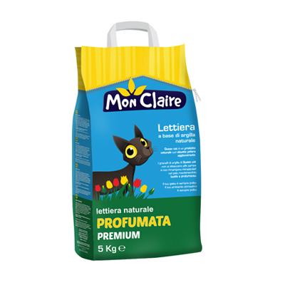 MON CLAIRE LETTIERA PROFUMATAKG.5 PREMIUM