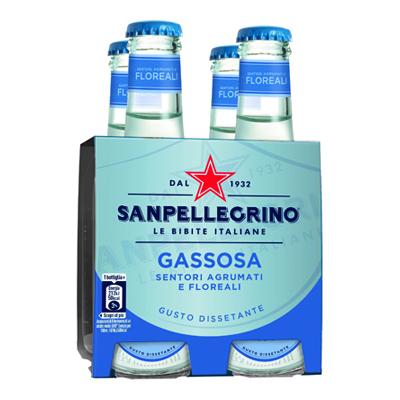 SANPELLEGRINO CL.20X4 GASSOSA