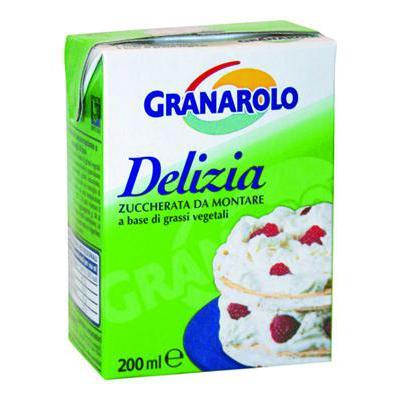 GRANAROLO CREMA VEGETALE DELIZIA ML.200
