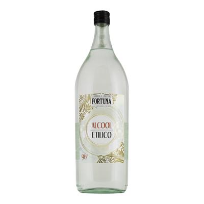 FORTUNA ALCOOL PURO 96� LT.2
