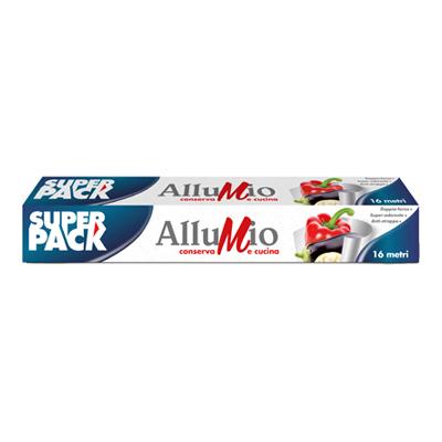 SUPER PACK ALLUMINIO MT.16