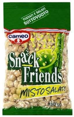 CAMEO MISTO SALATO GR.250