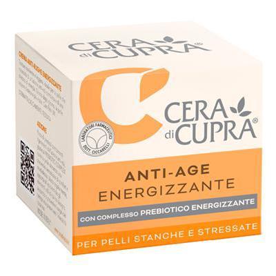 CUPRA CREMA ANTIAGE ML.50 ENERGIZZANTE ANTIRUGHE