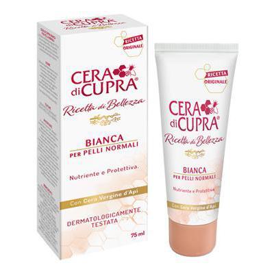 CUPRA CREMA TUBO BIANCA ML.75