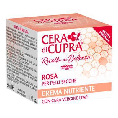 CUPRA CREMA ROSA VASO ML.50 NUTRIENTE
