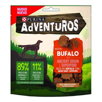 ADVENTUROS HIGH MEAT BUFALO GR.120