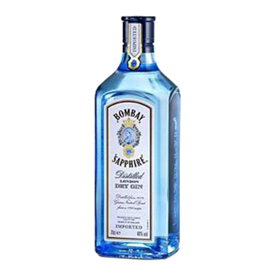 BOMBAY GIN CL.70 40�