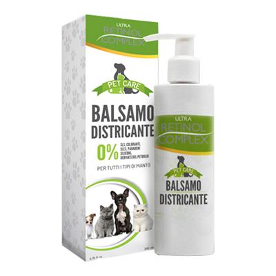 PET CARE BALSAMO DISTRICANTE ML.200