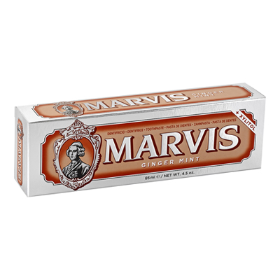 MARVIS DENTIFRICIO ML.85 GINGER MINT