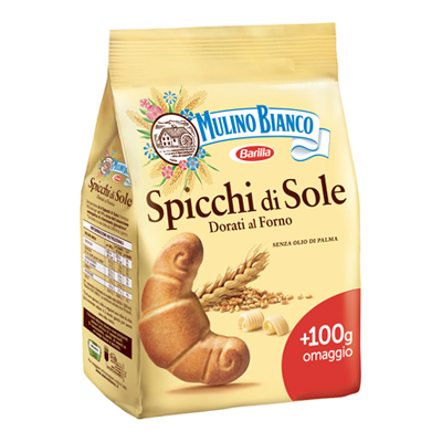 MULINO BIANCO SPICCHI DI SOLEGR.400
