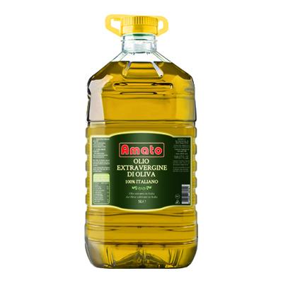 AMATO OLIO EXTRA VERGINE LT.5100% ITALIANO PET
