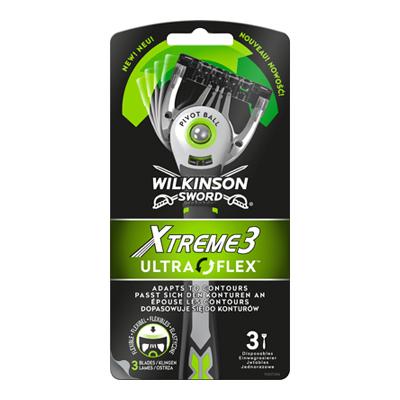 WILKINSON EXTREME3 ULTRAFLEX X3 PEZZI