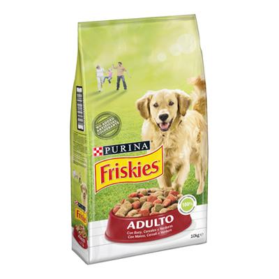 FRISKIES ADULTO CANE SACCO KG.10