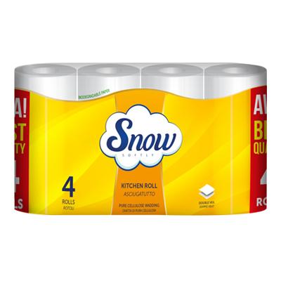 SNOW ASCIUGATUTTO 2V 4 ROTOLIGR.380