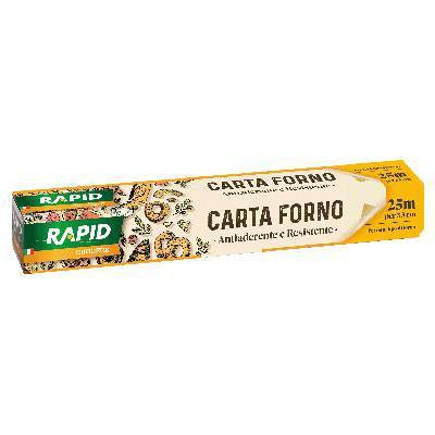 RAPID CARTA FORNO MT.25 33CM.