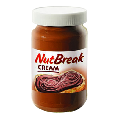 NUT BREAK GR.400 NOCCIOLA