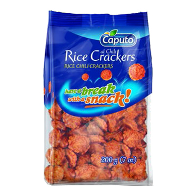 CAPUTO RICE CRACKERS GR.200