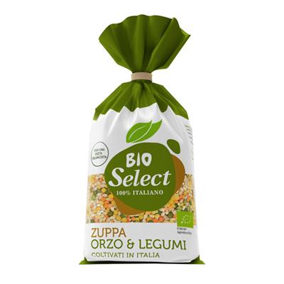 SELECT BIO GR.400 ORZO/LEGUMICELLOPHANE