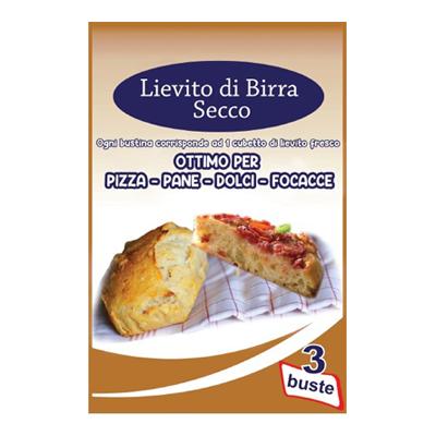 BARRA LIEVITO BIRRA BUSTE X3 GR.21