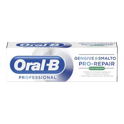 ORAL-B DENTIFRICIO GENGIVE&SMALTO EXTRA FRESH 75ML