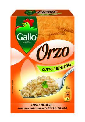 GALLO ORZO PRECOTTO GR.400