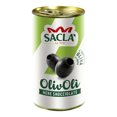 SACLA' OLIVE MORATE SNOCCIOLATE ML.370