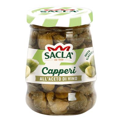 SACLA'CAPPERI ACETO GR.100 CALIBRO 9-10