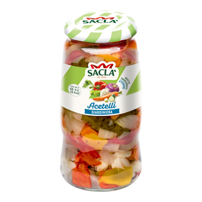 SACLA GIARDINIERA GR.580