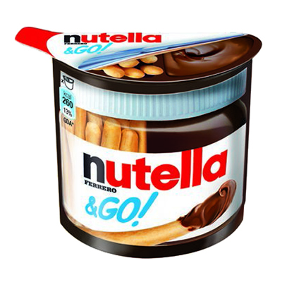NUTELLA & GO! GR.36 T.1