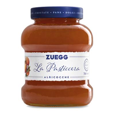 ZUEGG CONFETTURA GR.700 ALBICOCCA