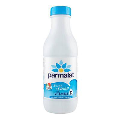 PARMALAT LATTE BOTTIGLIA PARZIALMENTE SCREMATO LT.1