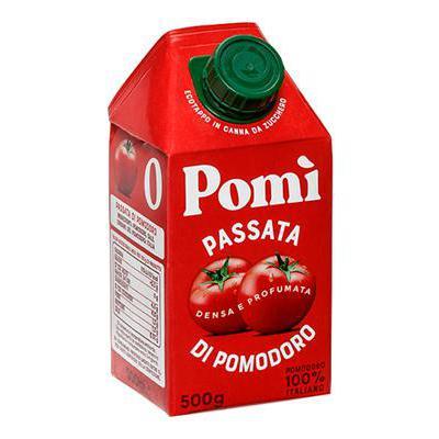POMI PASSATA BRICK GR.500