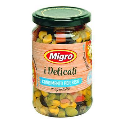 MIGRO RISO MIX LEGGERO GR.314