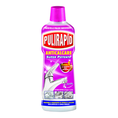 PULIRAPID ANTICALCARE ACETO ML.500