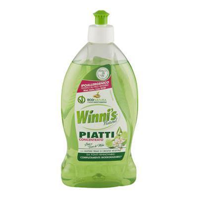 WINNI'S PIATTI CONCENTRATO ML.500 LIME
